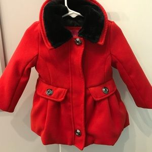 Other - Red Winter Coat